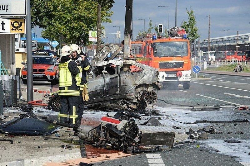 Unfall Paderborn Heute