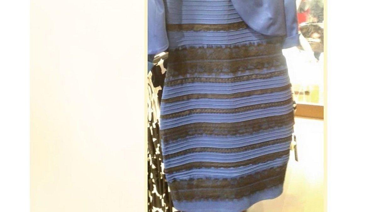 Farben Eines Kleides Beschaftigen Die Welt Nachrichten Aus Ostwestfalen Lippe Lz De